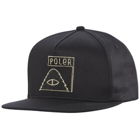 POLER Summit Snapback - Couvre-chef - noir